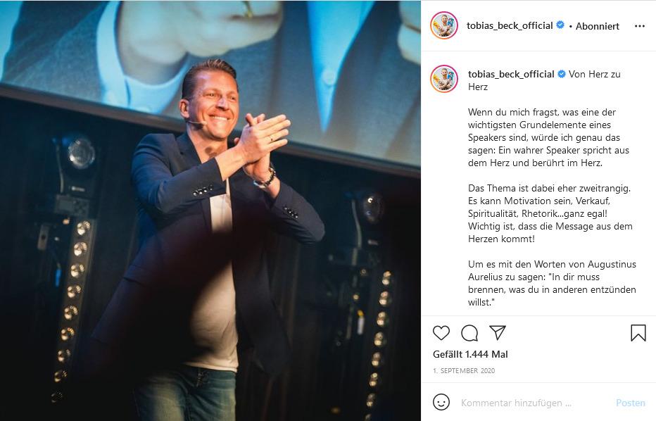 Content-Marketing-Tipp 2 von Tobias Beck: Berühre Herzen